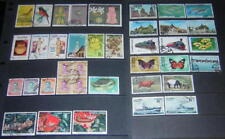 Thailand 1976-1980 hi val selection 36 diff used stamps cv $71.60