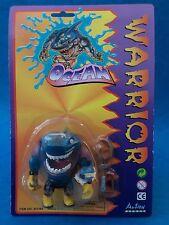 Action Figure - OCEAN WARRIOR - MOC - Like Street Sharks - Bootleg Sealed Mannix