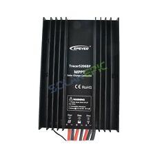 Epever Waterproof MPPT Solar Charge Controller 20A 12V/24VDC Solar Regulator 60V