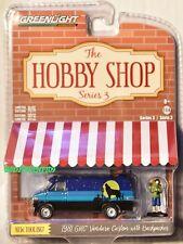 GREENLIGHT 2018 HOBBY SHOP SERIES 3 1981 GMC VANDURA CUSTOM WITH BACKPACKER