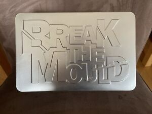 V05 Break The Mould Storage Tin Box