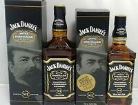 Jack Daniel's Master Distiller No. 1 Jack Daniels 1 L und 0,7 L