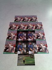 *****Fred Funk*****  Lot of 31 cards.....5 DIFFERENT / Golf