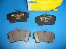 Plaquettes de freins avant Lucas pour Opel Omega, Senator
