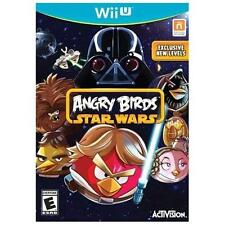 Wii U Angry Birds Star Wars (Nintendo Wii U, 2013) - BRAND NEW (sealed)