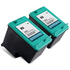 2pk hp 93 C9361WN Color ink print cartridges
