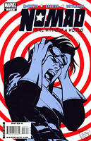 Nomad Girl Without A World #3 Comic Book - Marvel