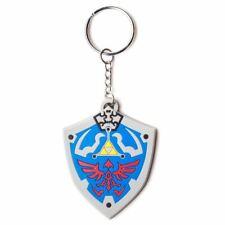 Legend of Zelda goma llavero Hyrulian Crest 7 cm Bioworld Merchandisi