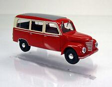 Busch 51250 IFA Framo - Barkas V 901/2 Bus - rot / beige