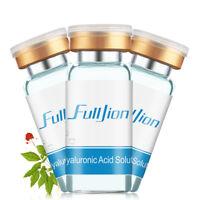 100% Pure Firming HYALURONIC ACID SERUM Anti-Aging Wrinkles-Intense Hydration NK
