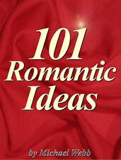 Romantic Ideas eBook in PDF on CD FREE SHIPPING!