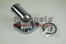Polish Aluminum Smallbig Block Chevy Water Neck Thermostat Housing 15 Swivel