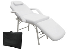 Portable Comfort Tattoo Parlor Spa Salon Facial Bed Beauty Massage Table Chair