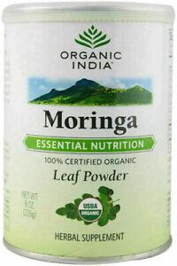 Organic India Moringa powder//100% herbal//best results//fast shipping