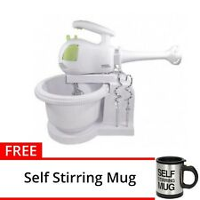 SHG-903 Stand Mixer with Self Stirring Mug (Black)