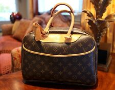 LOUIS VUITTON Trouville Handbag Boston Bag (M42228), France