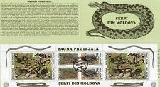 Moldawien 50/55 MH o Schlangen - Beschreibung englisch (1591)
