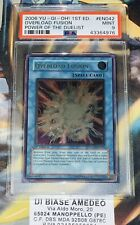 💎PSA 9 OVERLOAD FUSION POTD-EN042 1ST FIRST EDITION POWER OF THE DUELIST 2006⭐️