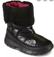 The North Face Girls Amore Snow Boots Black 3 Eu 35