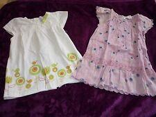 lot vêtements bébé fille été : robe, short, pantalon, tee-shirt, body 6 mois