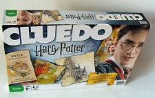 Cluedo - Harry Potter Edition Für 3-5 Spieler Parker 9+ Gebraucht/Used