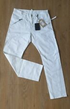 Men's DSQUARED 2 jeans white  color size UK 48  new