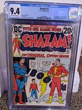 SHAZAM #1 - CGC 9.4
