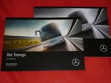 Mercedes TRAVEGO Autocar prospectus de 2016