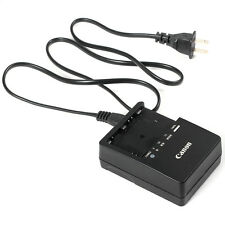 Battery Charger Black For Canon EOS 5D2 5D3 7D 60D LP-E6 LP-E6 Camera
