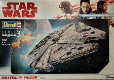 Star Wars Millennium Falcon 1/72 New Plastic Model Kit