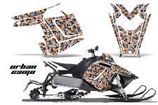 AMR Racing Sled Wrap Polaris Pro RMK Rush Snowmobile Graphics Kit 11-14 URBAN O