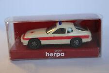 Porsche 924 Notarzt  Herpa  1:87