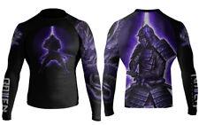Raven Fightwear Elements Series BJJ Men's Long Sleeve Rashguard