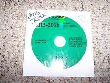 2016 Lincoln MKC Truck Shop Service Repair Manual DVD Select Reserve Black Label