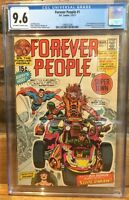 Forever People #1 1st Appearance of Darkseid 1971  CGC 9.6 #1396822006