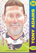 Promatch-Copa del Mundo 1998-Tony Adams-Inglaterra - # S3/WC5