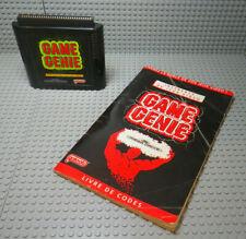 Game Génie + Livre de Codes - SEGA MegaDrive PAL