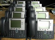 Lot of 50 Cisco Cp-7940G Two Button Sccp VoIp PoE Phone HandSet