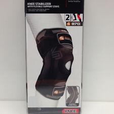 SHOCK DOCTOR Kniestütze flexibler Support Knee Stabilizer/ flex Support Gr. S