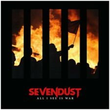 Sevendust - All I See is War - New CD Album - Pre Order - 11th May