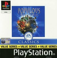 Populous: The Beginning Classic - Game  PIVG The Cheap Fast Free Post