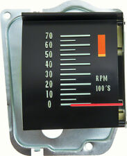 1968 Chevelle Tachometer With 5000 RPM Redline