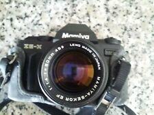 Mamiya ZE-X 35mm camera Vintage - retro