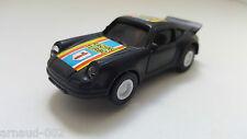 Voiture de circuit / Slot car - Porsche 911 noire