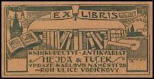 Rytir Vaclav 1913 Exlibris Bookplate 78