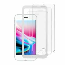 3-Pack Clear Tempered Glass Screen Protector For Apple iPhone 6/6s/7/8