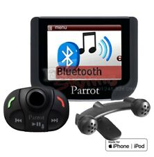 PARROT Bluetooth Car Hands Free Kit inc Ipod control USB Aux SD Card MKI 9200