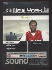 NEUF DVD + CD NEW YORK BRONX SOUNDWALK WITH JAZZY JAY guide audio et vidéo