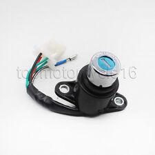 FXCNC Moto Interruptor De Encendido Set W/2 Llaves Para Honda VTX1300S 03-07 4
