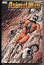 Animal Man Flesh And Blood 6 TPB Vertigo 2014 NM 51 - 63